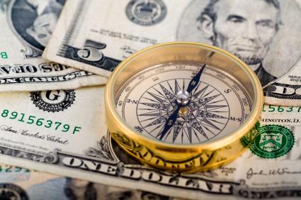 money-compass